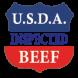 ADV Label - USDA Inspected Beef - SL88DUIB