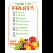 ADV Label - Fresh cut fruit